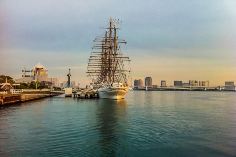 Water Tour - Tokyo Bay (116)