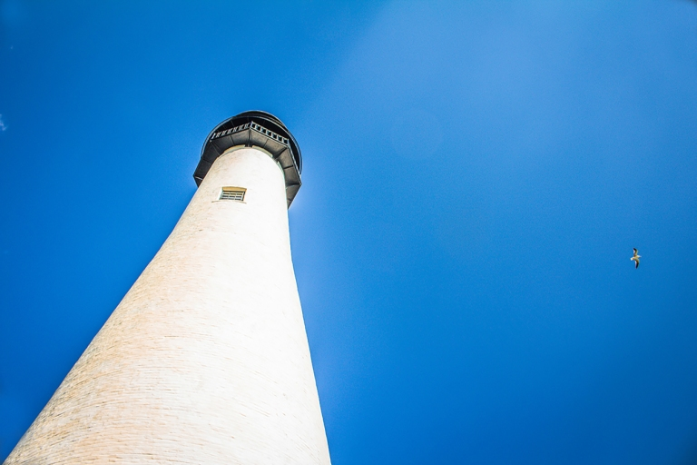 bill-baggs-lighthouse-with-seagull