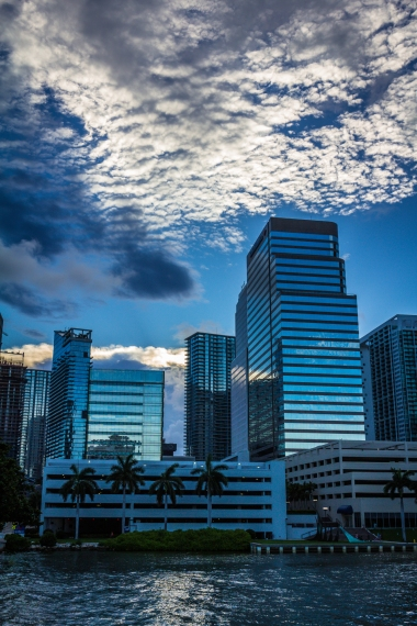 Brickell Clouds