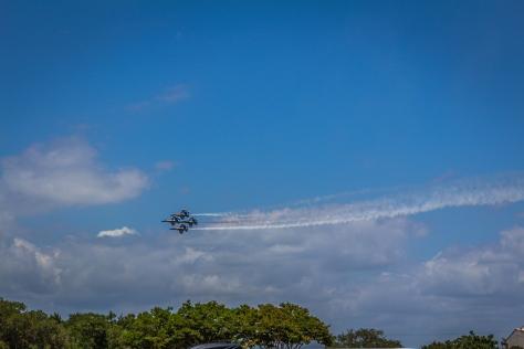 NAS Pensacola National Museum Naval Aviation Blue Angels