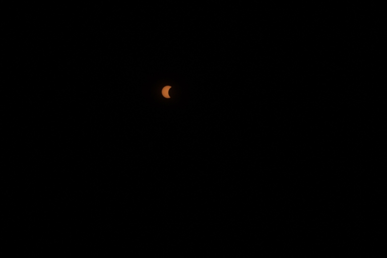 Solar Eclipse 3